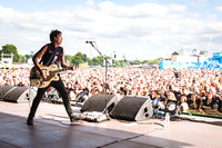 The Living End - British Summer Time, Hyde Park 01/07/17