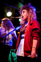 Little Robyn and The Mob - The Monarch, 01/10/14